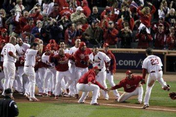 World Series Rangers Cardinals Baseball