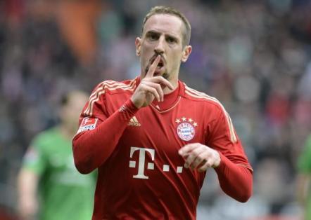 Franck Ribery New Pic 2013 09