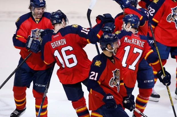 NHL: Ottawa Senators at Florida Panthers